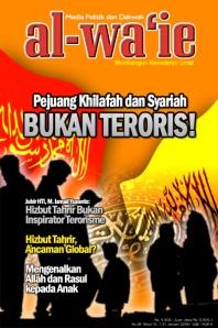 Pejuang Khilafah Bukan Teroris