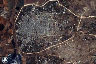 Tembok Palestina